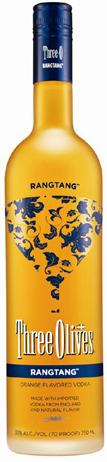 Three Olives Vodka Rangtang Orange